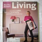 Martha Stewart Living magazine February 1997 pink shells camillias AL1279