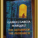 Gabriel Garcia Marquez The Autumn of the Patriarch hb dj AL1291
