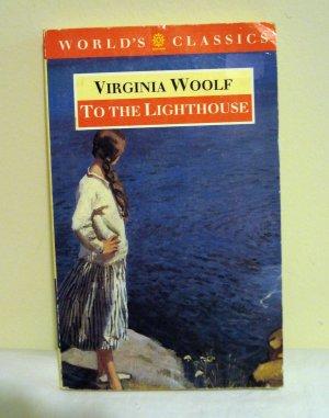 Virginia Woolf To the Lighthouse 1992 PB World's Classics AL1330