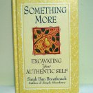 Something More Sarah Ban Breathnach HB 1st ed AL1335