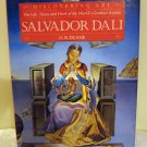 Salvador Dali O B Duane Discovering Art series HB DJ 1st with prints AL1347