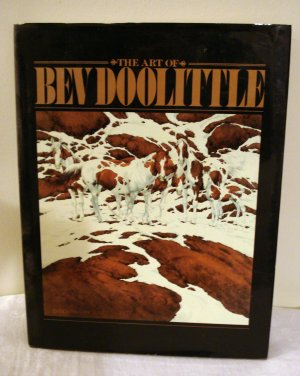 The Art of Bev Doolittle text Elise Maclay 1st ed 1990 Fine AL1348
