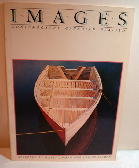 Images Contemporary Canadian Realism book of 21 prints for framing Lipman Lipman AL1388