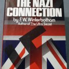 The Nazi Connection F W Winterbotham HC DJ 1st P WWII espionage AL1428