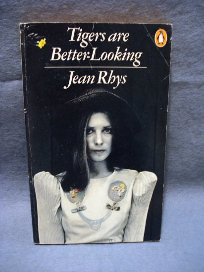 Tigers are Better Looking Jean Rhys The Left Bank PB fiction vintage books AL1458
