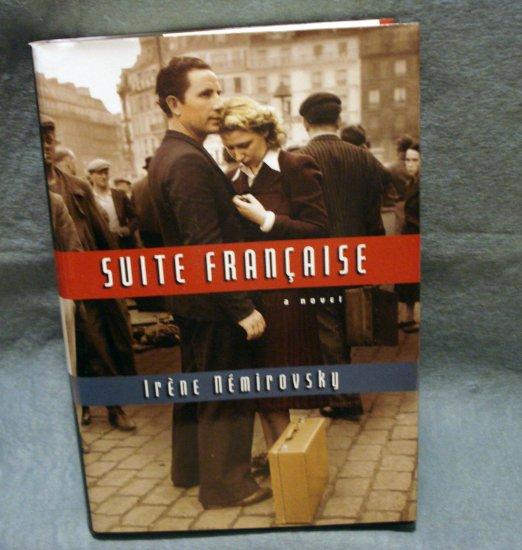 Suite Francaise Irene Nemirovsky HB DJ as new book WWII Holocaust Occupation AL1464