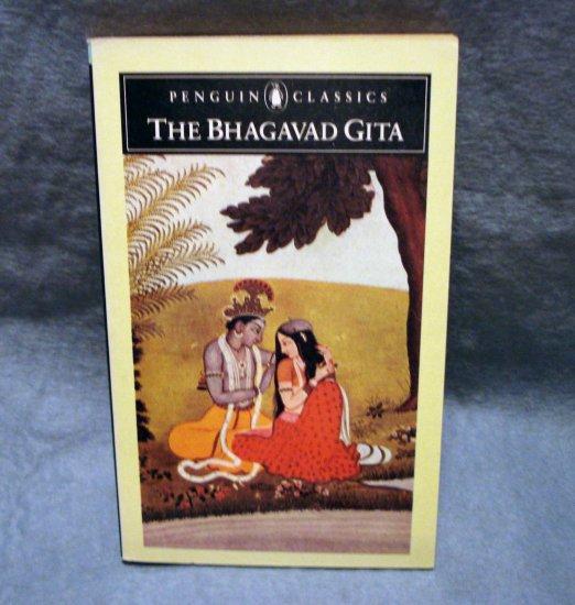 The Bhagavad Gita translated by Juan Mascaro PB Spirituality books AL1486