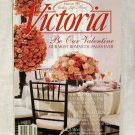 Victoria magazine back issue February 1997 Valentines issue AL1525