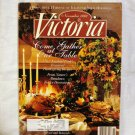 Victoria magazine back issue November 1993 Bountiful Harvest issue AL1534
