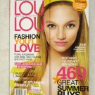Lou Lou Canada's Shopping Magazine fashions May 2007 AL1541
