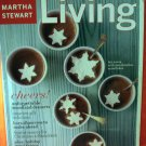 Martha Stewart Living magazine December 2003 Christmas recipes and decorating gifts AL1558