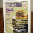 Chatelaine Magazine July 2007  Canadian barbecue Ways to love summer Budget cottage decor AL1572
