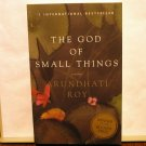 The God of Small Things Arundhati Roy Booker prize winner unread PB AL1585