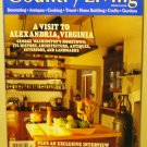 Country Living March 1995 back issue magazine Alexandria Va Willard Scott AL1613