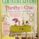 Country Living June 2005 back issue magazine thrifty chic closet makeovers country wedding AL1623