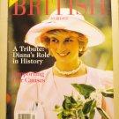 British Heritage back issue magazine Tribute to Diana  Dec/Jan 1997/98 AL1638