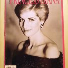 A Tribute to Princess Diana 1997 her life in pictures magazine format Biograph AL1642