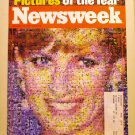 Newsweek Pictures of the Year December 22 1997 back issue magazine Princess Diana and more AL1644