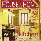 Canadian House and Home October 2002 back issue magazine kitchens personality decor AL1647