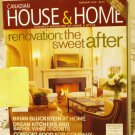 Canadian House and Home February 2003 back issue magazine renovation afters dream kitchens AL1663