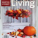 Martha Stewart Living Magazine October 2000 back issue AL1708