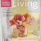 Martha Stewart Living Magazine February 2004 back issue AL1712