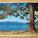 Lake Tahoe CA Standard Oil Co print photo Robert Holland mid 20th C vintage AL1718