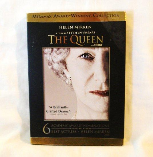 The Queen DVD 2006 award winner best actress Helen Mirren as new AL1745