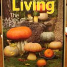 Martha Stewart Living magazine October 2009  The Magic of Fall AL1783