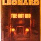 Elmore Leonard The Hot Kid HC DJ 1st ed 1st prt 1930s gangsters AL1796