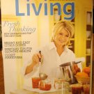 Martha Stewart Living magazine January 2009 Fresh ideas for the New Year AL1797