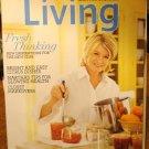Martha Stewart Living magazine January 2009 Fresh ideas for the New Year AL1797