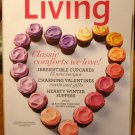 Martha Stewart Living magazine February 2009 cupcakes valenties winter suppers  AL1799