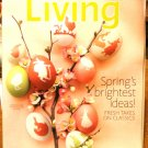 Martha Stewart Living magazine April 2009 Springs brightest ideas AL1804