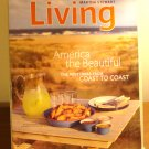Martha Stewart Living magazine August 2009 Ideas from Coast to Coast  AL1848