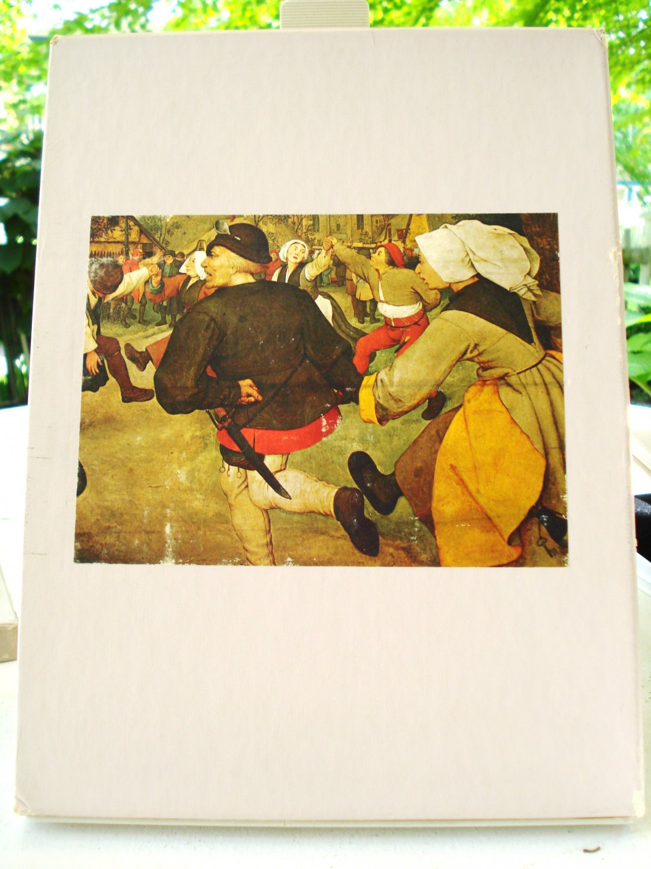 The World of Bruegel Time Life Library of Art Slipcase fine near fine AL1468