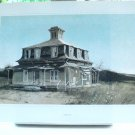 Geoffrey Rock abandoned house with widow's watch lithograph AL1497