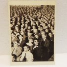 Vintage postcard 3D movie viewers wearing glasses 1952 photo AL1519