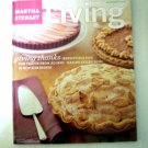 Martha Stewart Living magazine November 2003 Thanksgiving AL1270