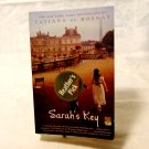 Sarah's Key paperback by Tatiana de Rosnay WWII historical fiction AL1543
