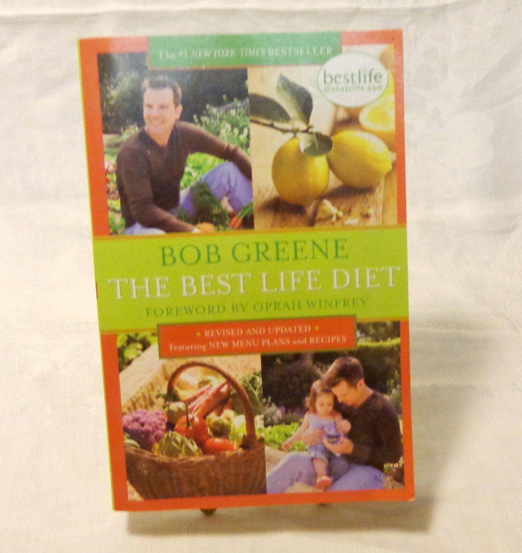 Bob Greene The Best Life Diet soft cover book NYT #1 Oprah forward AL1545