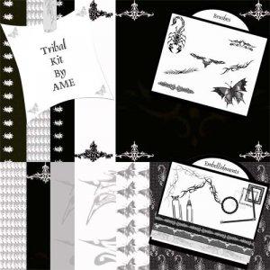 Tribal Digital Kit by AME