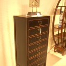 Imperial Living Ming Cabinet with 7 drawers