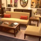 Bali Contemporary Sofa Set 3 seaters + 1 Seater  +1 Seater with coffee table bundle set cam $1200