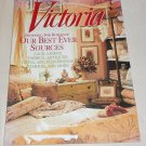 VICTORIA MAGAZINE VINTAGE AUGUST 1998