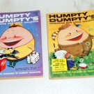 HUMPTY DUMPTY'S MAGAZINE FOR LITTLE CHILDREN (2) MARCH & MAY 1959