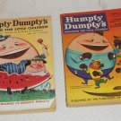 HUMPTY DUMPTY'S MAGAZINE FOR LITTLE CHILDREN (2)  MAY & SEPT. 1955