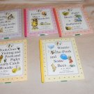 Winnie-the-Pooh Collection (Set of 5 Books); 1990 by A.A. Milne  A BP OFFER