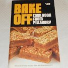PILLSBURY BAKE-OFF COOKBOOK 100 PRIZE WINNING RECIPES 22nd  1971