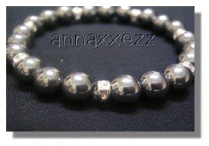 Bracelet Hematite01
